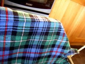 Mackenzie tartan